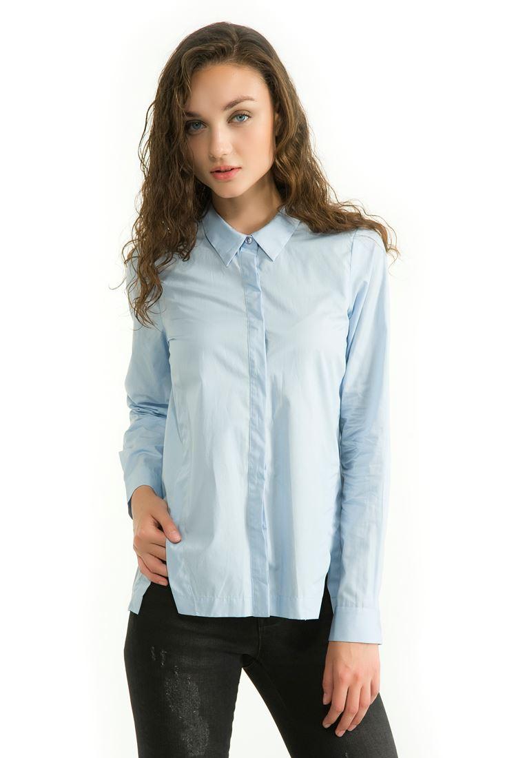 Yırtmaçlı Gömlek