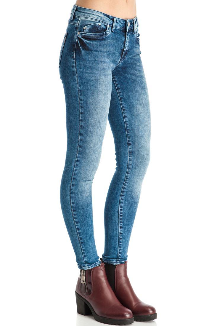 Ultra Dar Kesim Denim Pantolon