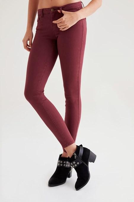 Düşük Bel Skinny Reborn Pantolon 15KOX-WELSKINNY