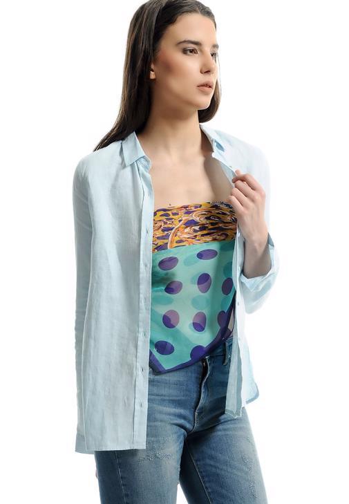 Uzun kollu gömlek 15YOX-KETNEWGOM