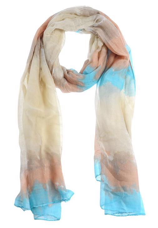 Karışık Renkli Şal 15YOX-NEWBATSAL