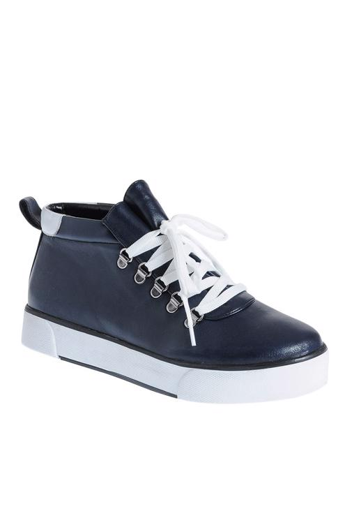 Bilekte Biten Spor Ayakkabı 15YOX-VEDBAGSHOE