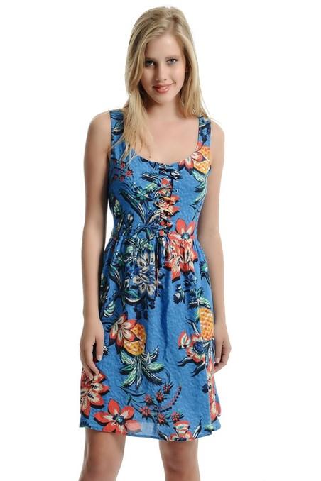 Desenli Kloş Elbise 15YOX-VISPATBAG