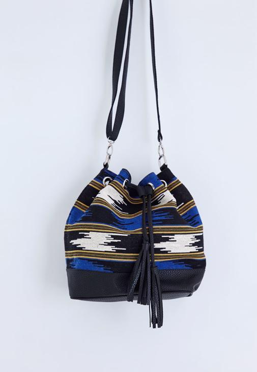 Ethnic Patterned Bag