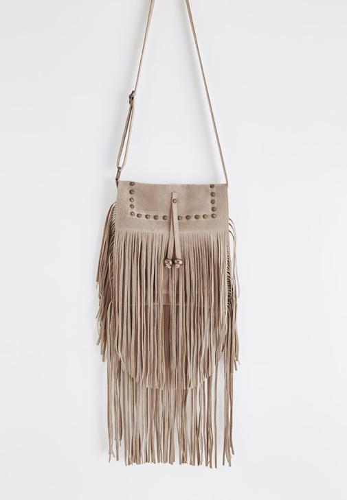 Tasseled Bag