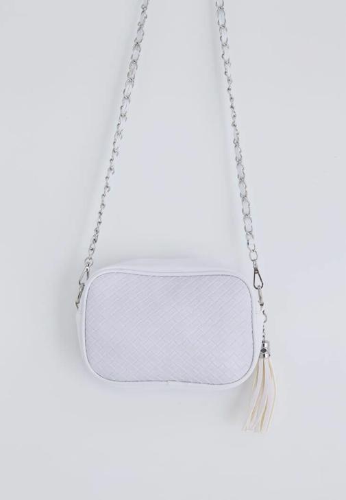 Tassel Detailed Bag