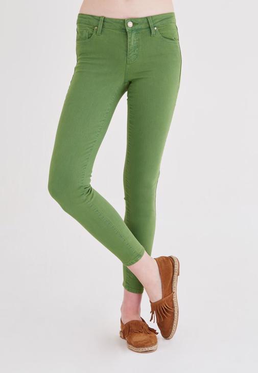 Low Rise Skinny Pants