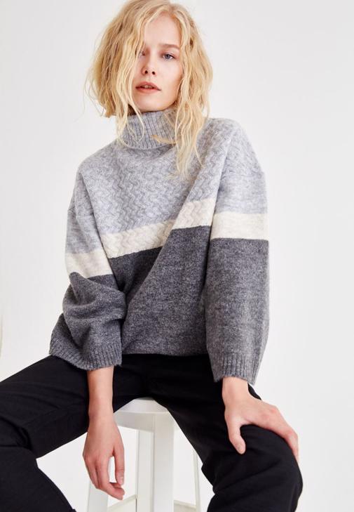 Multicoloured Pullover