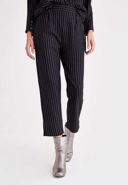 Stiripe Detailed Pants
