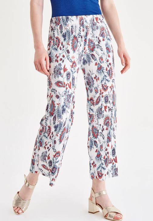 Pants With Pattern