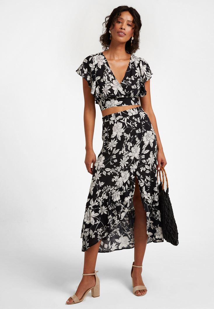 d17275cbc38aa Gri Siyah Yeni Sezon Kıyafetler & En Son Moda Kadın Giyim | Oxxo