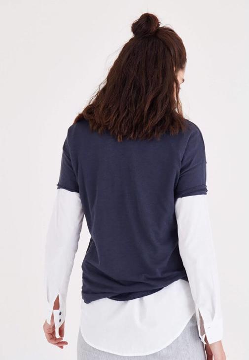 Etek Gömlek Kombinleri