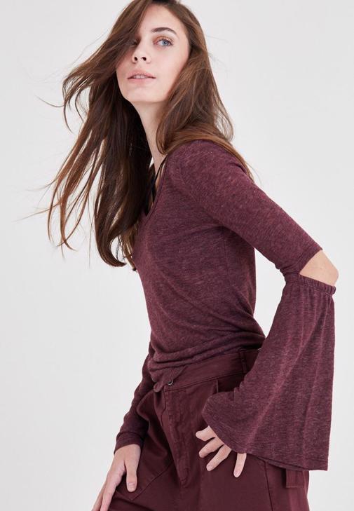Bol Pantolon Bluz Kombinleri