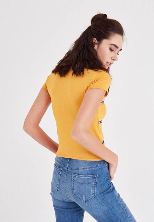 Elbise Tişört Kombinleri