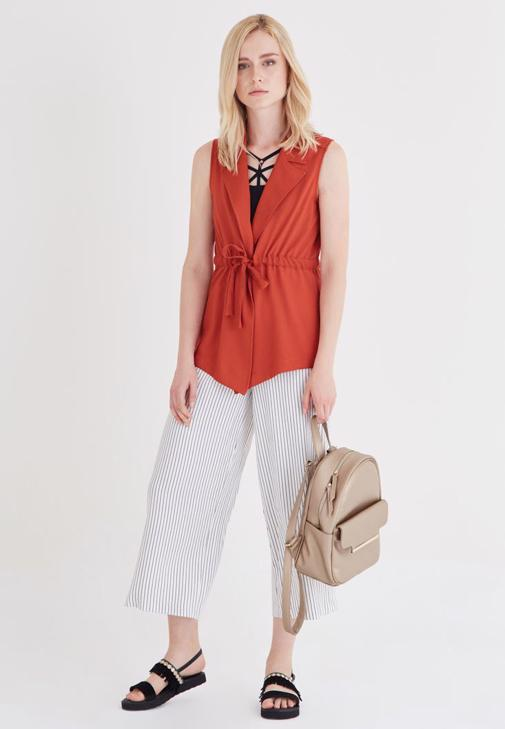 Yazlık Renkli Kıyafet Kombinleri