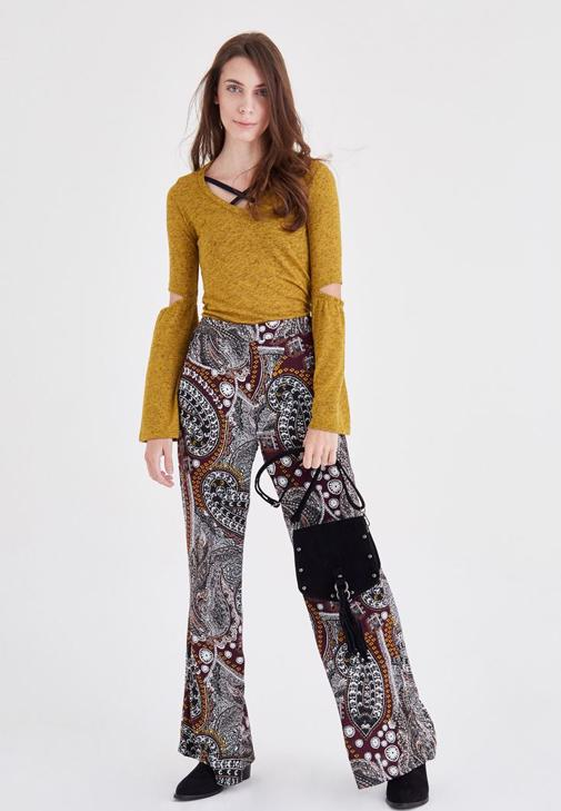 Bol pantolon Kombinleri