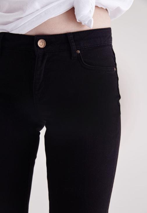 Uzun Hırka ve Pantolon Kombini