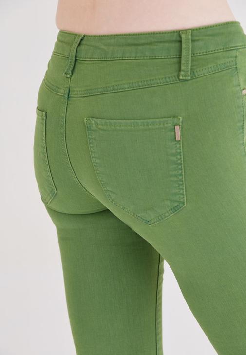 Renkli Pantolon Bluz Kombini
