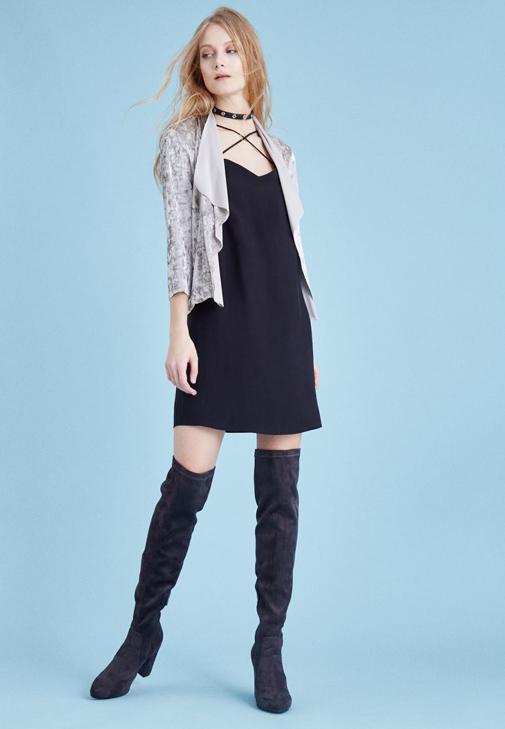 Elbise ve Ceket Kombini