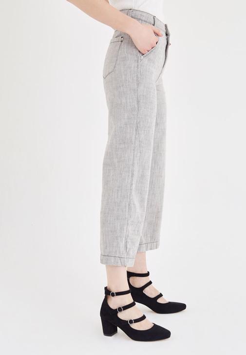 Elbise ve Pantolon Kombini