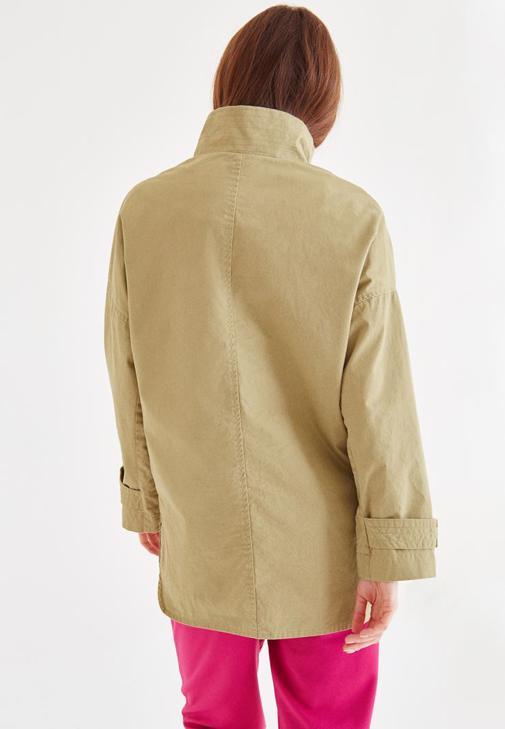 Aplikeli Ceket ve Pantolon Kombini