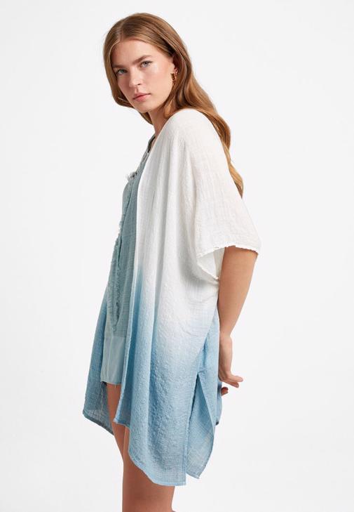 Pamuklu Kimono Kombini