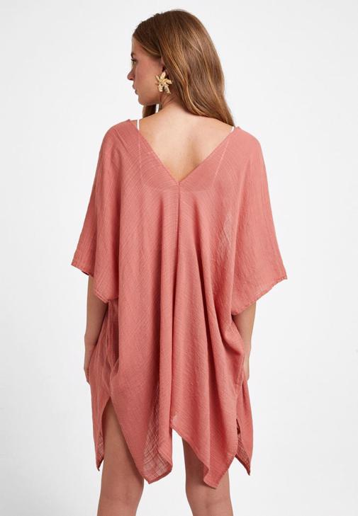Kimono ve Kısa Şort Kombini