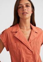Gömlek Yaka Elbise Kombini