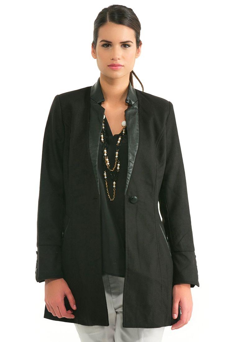 Siyah Palto