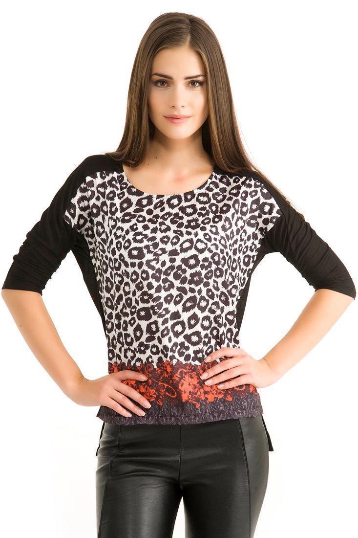 Bayan Çok Renkli Bluz