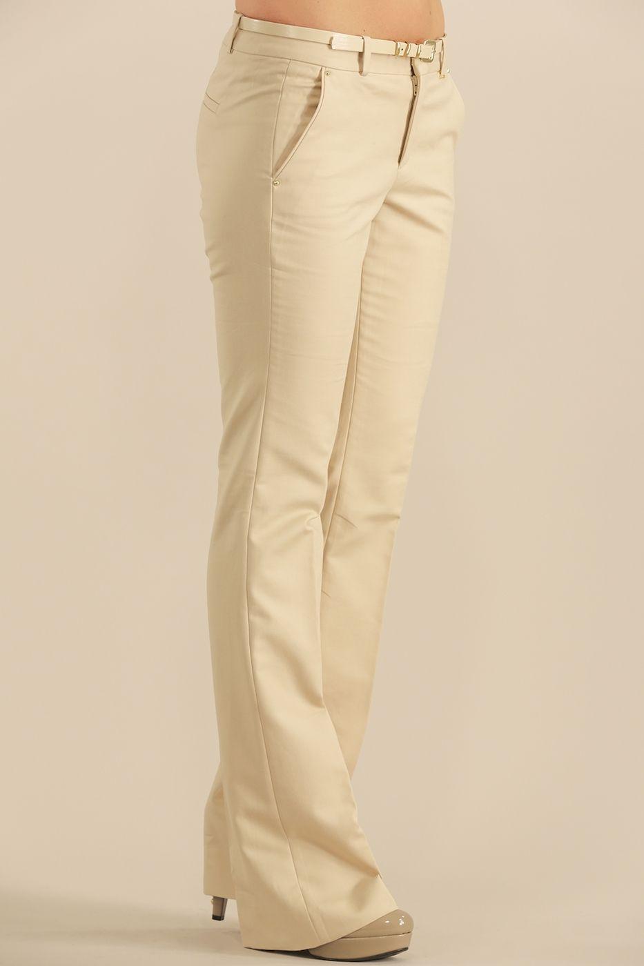 Cream Pant