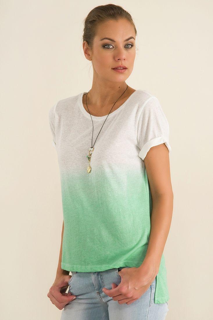 Çok Renkli Tişört