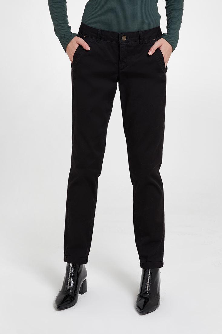 Black Chino Pants