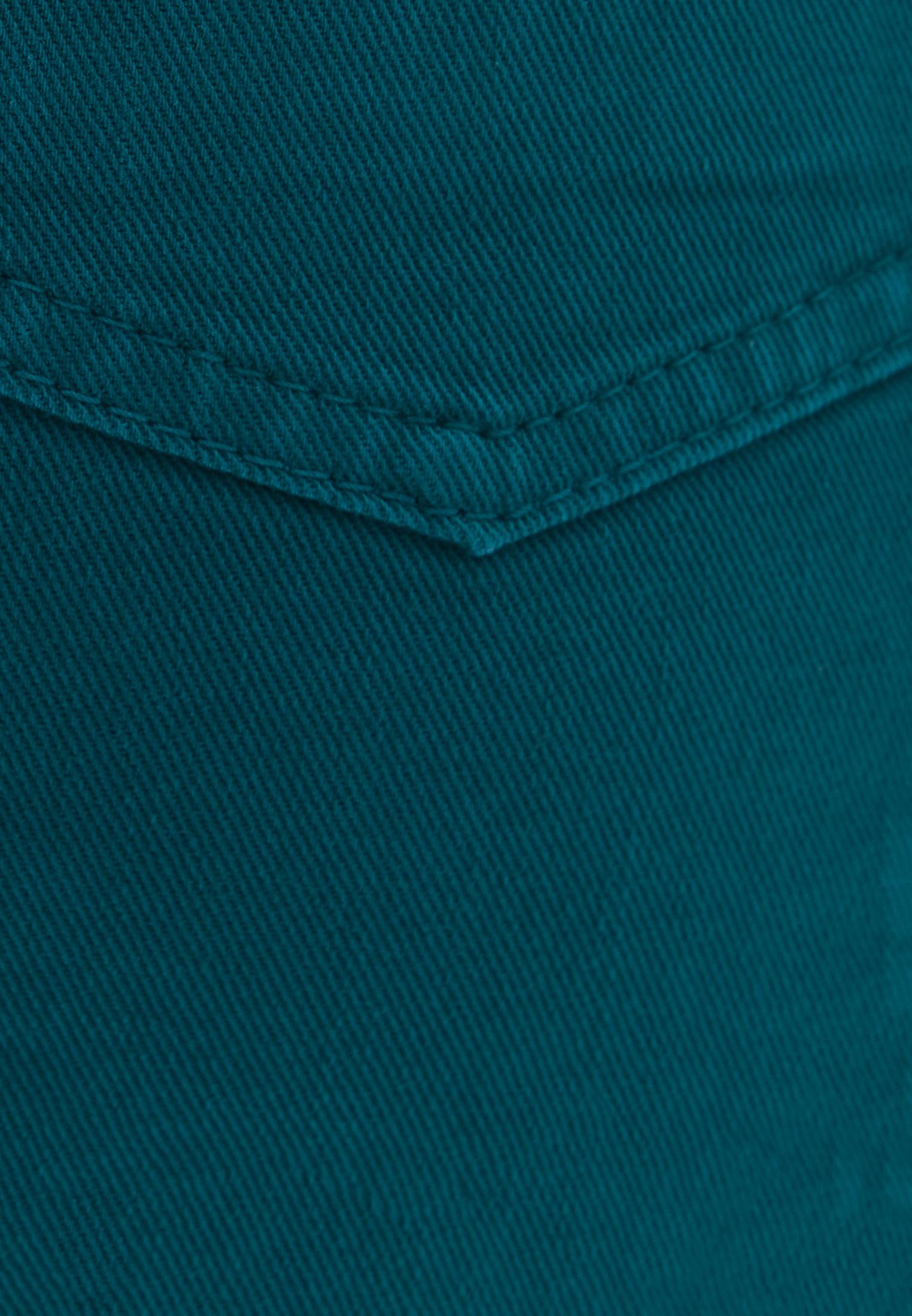 Bayan Yeşil Dar Şort