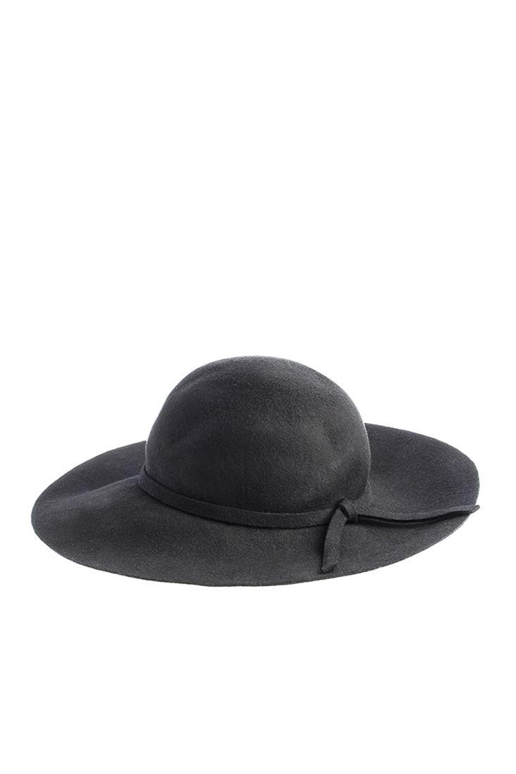 Siyah Fiyonklu Disket Şapka