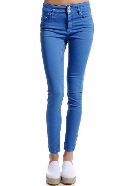 Mavi Adela Yüksek Bel Skinny Pantolon