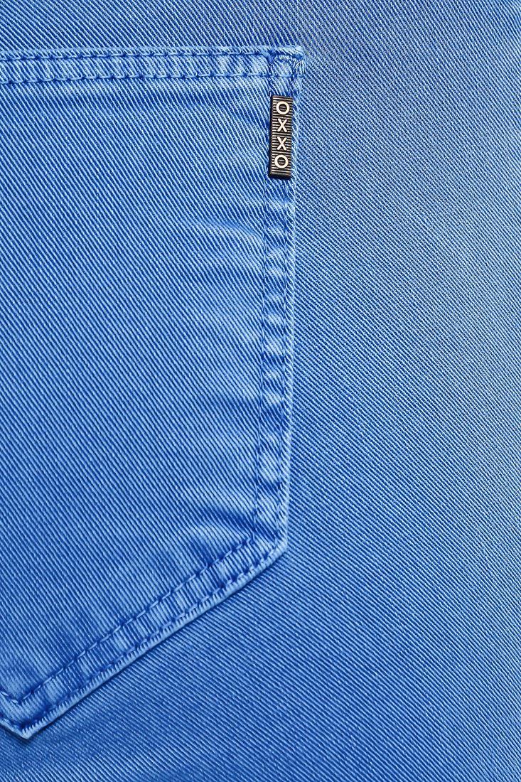 Bayan Mavi Adela Düşük Bel Skınny Pantolon