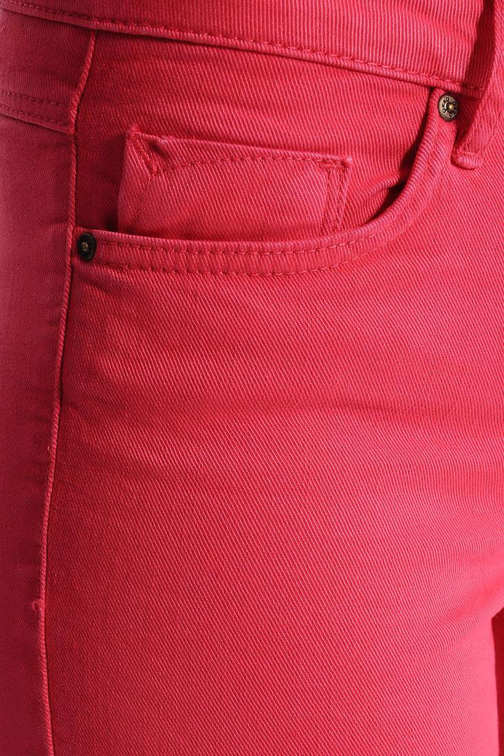 Bayan Pembe Kalem Paça Pantolon