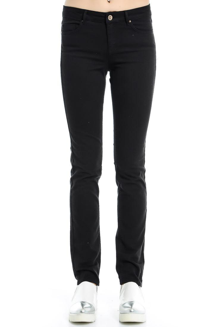 Black Pencil Leg Jean