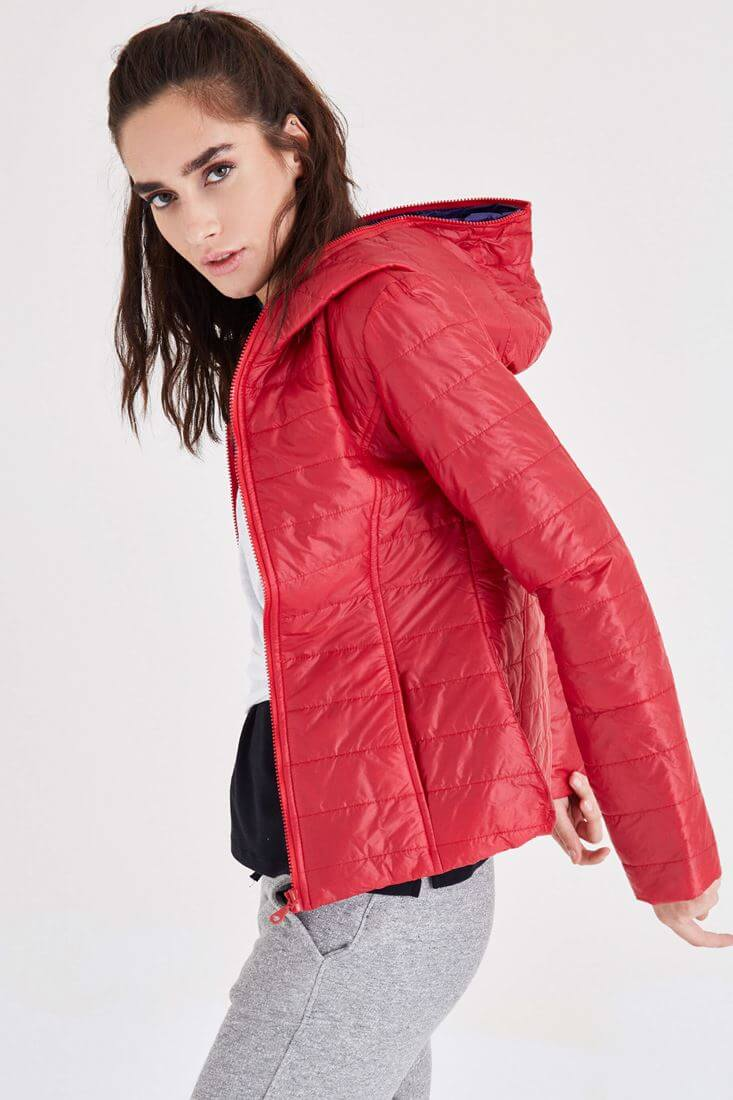 Red 2 in 1 Rain Mac
