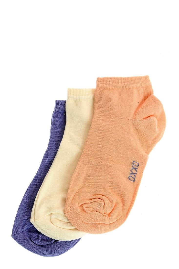 Bayan Pembe Spor Basic Çorap