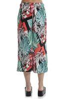 Women Mixed Printed Culottes