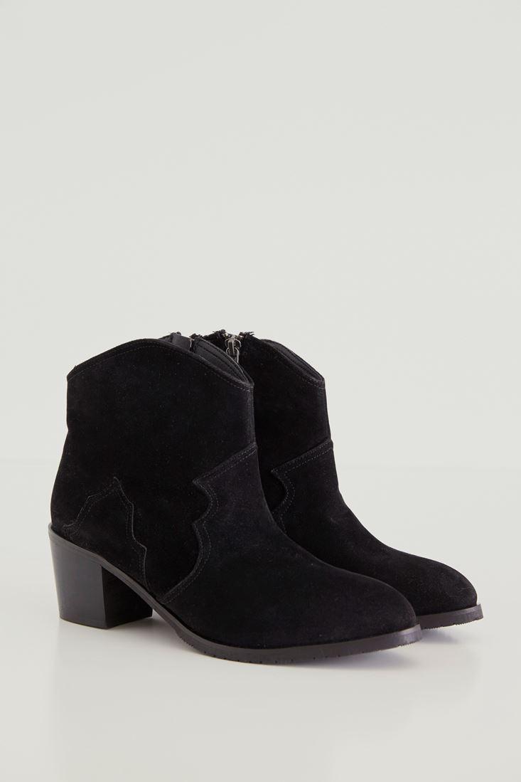 Black Basic Boot