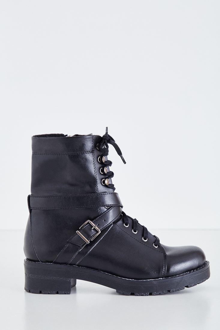 Black Heavy Shoes
