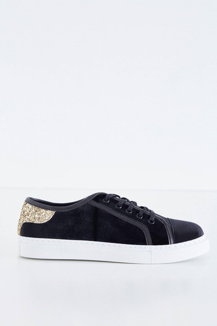 Kadife Spor Ayakkabı