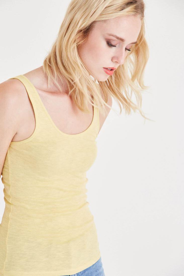 Bayan Sarı Basic Atlet