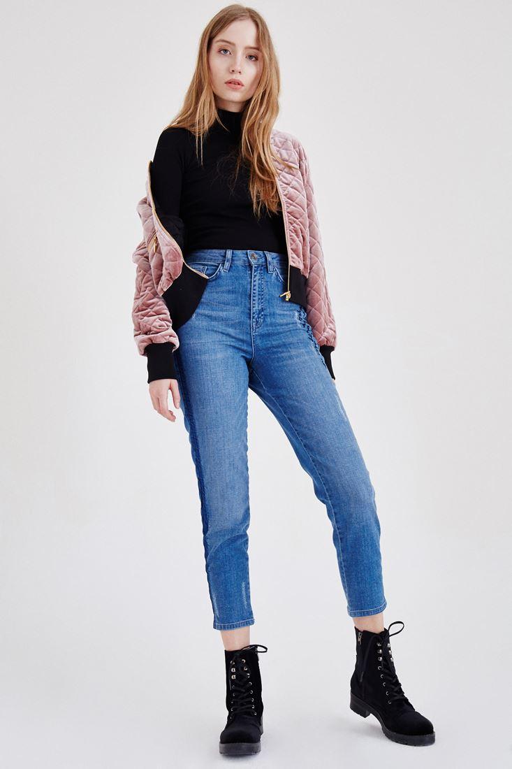Nakış Detaylı Jean