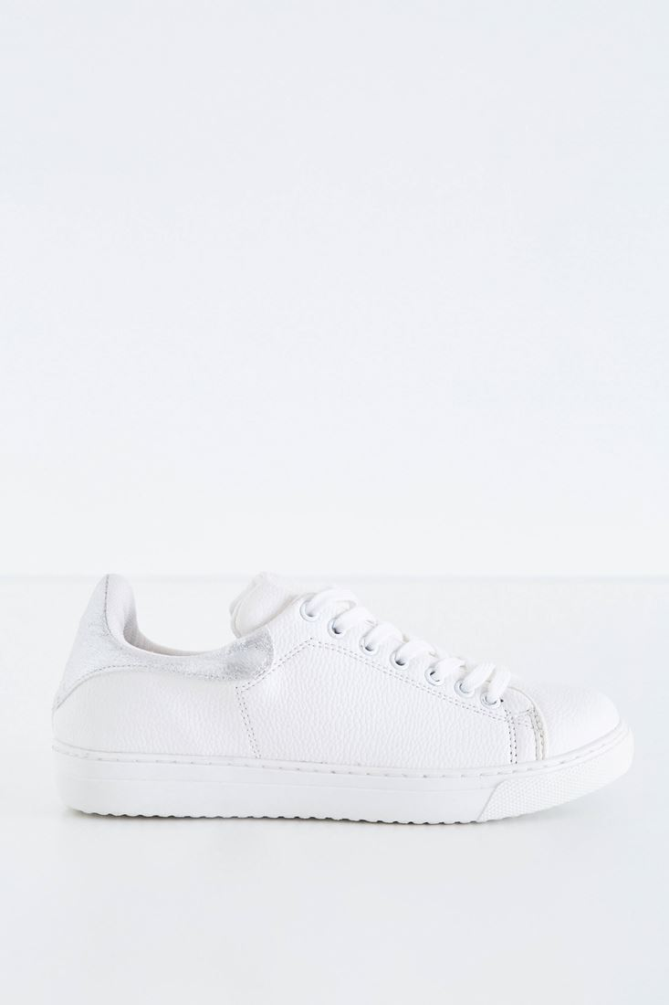 Bayan Beyaz Spor Ayakkabı