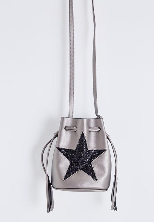 Yıldızlı Mini Çanta