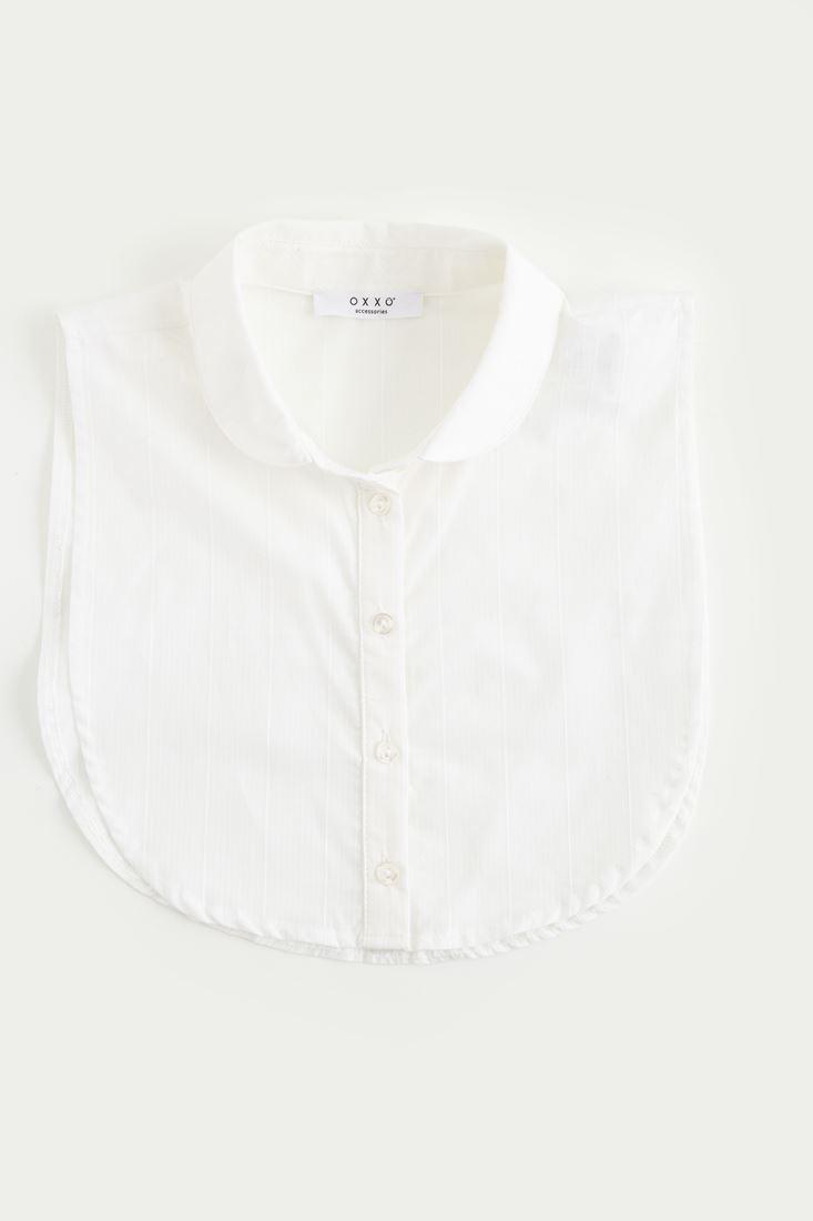 Beyaz Gömlek Yaka